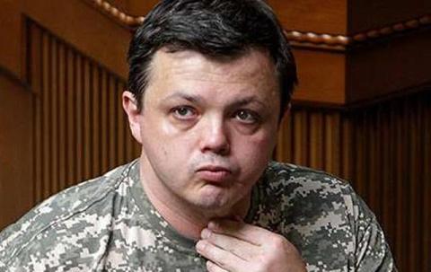 Украинский депутат Семенченко объявил новую блокаду