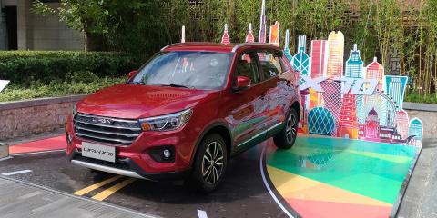 Китайский конкурент Hyundai …