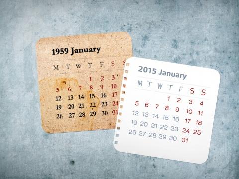 Новогодний винтаж от «Комильфо»