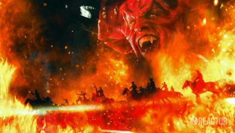 «Красный шайтан»: огненный с…