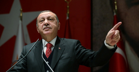 НАТО против Турции. Эрдоган …