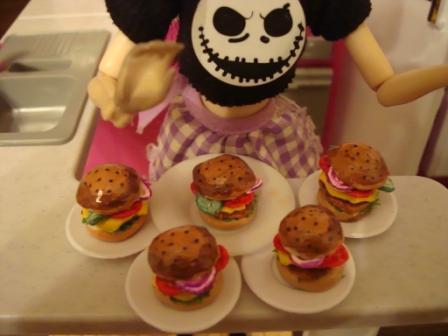 Еда для куклы своими руками фото