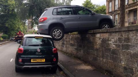 Непревзойденные мастера парковки