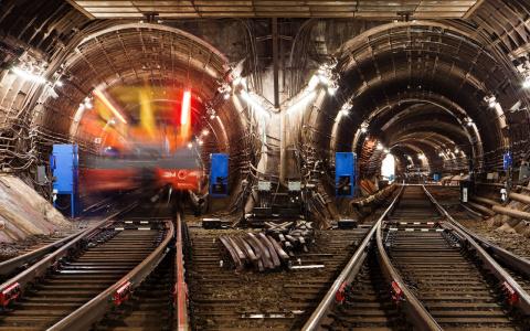 Кремлевское метро. Сверх зас…