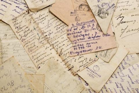 Однажды солдату пришло письм…