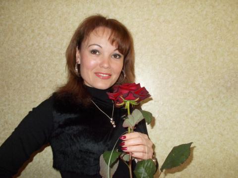 Людмила Золоторева (Клешнина)