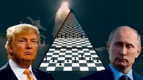 Путин поставил шах Белому до…