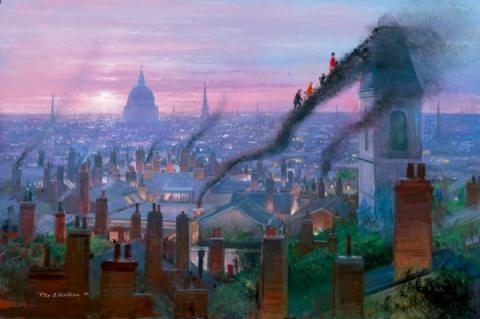 Притча о дымоходах, бессмысленных вопросах и смысле жизни