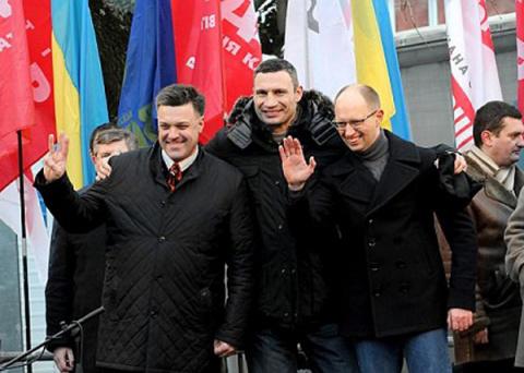 Нелегитимная украинская власть не может заключать международные соглашения! Они недействительны!