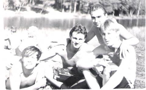 1986 Неретин, Петров, Пранов, Чернов  это в Грибово...