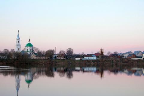 Екатерининский монастырь в Твери