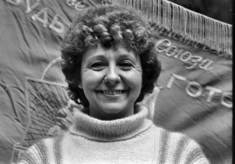 1988 Вера Михайловна