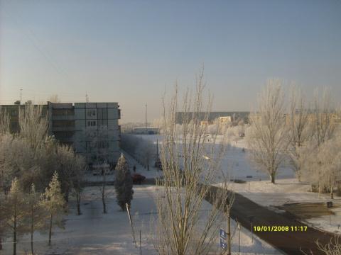 Вид из окна Дружба-Пионерская