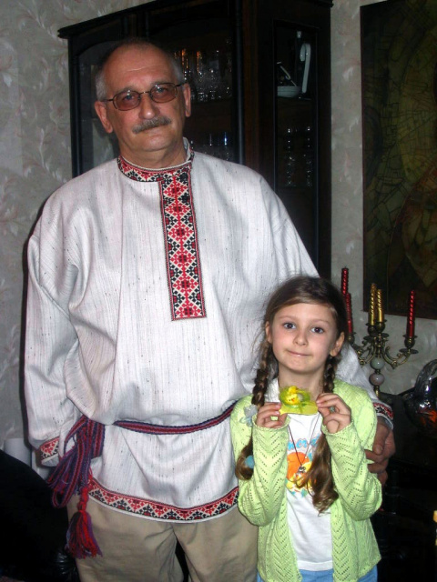 Нафаня Кузин
