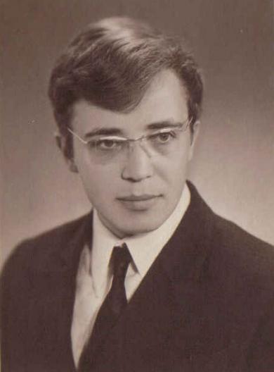 г.Вильнюс 1973 г. Руководитель Суденко Николай Николаевич