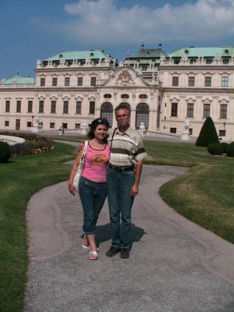 Австрия 2008г