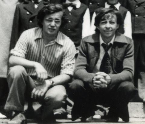 Николай Суденко и Александр Дуванский.