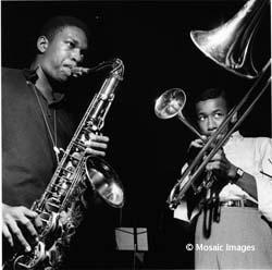 John Coltrane & Lee Morgan