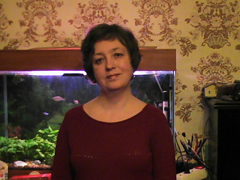 Татьяна Афанасьева (Исаева)