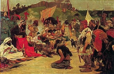 Торг в Стране восточных Славян