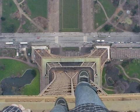Эйфелева башня 3 etasch