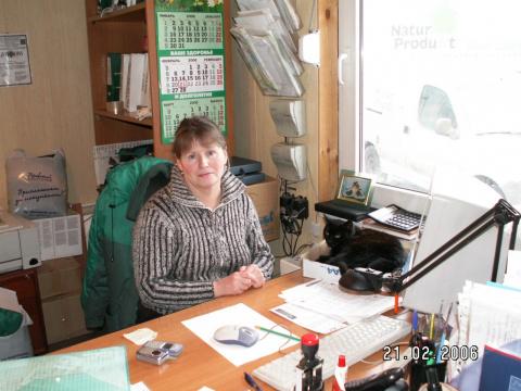 Наталья Гордина
