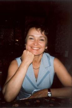 Лариса Калганова (Карякина) (личноефото)