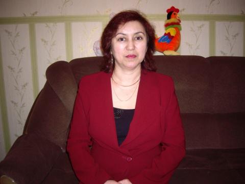 Дина Шомова