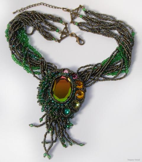 Ожерелье «Глаз дракона»