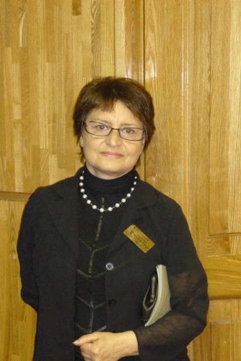 Хормейстер- Бронникова Нина Владимировна-апрель 2009 г.