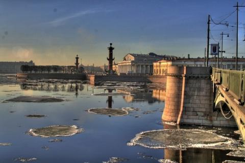 Фото места Петербург
