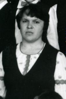 Яковлева Вера Михайловна - хормейстер