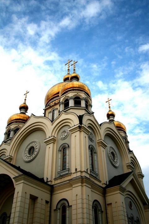 Спасо-Преображенский Кафедральный собор г.Хабаровска