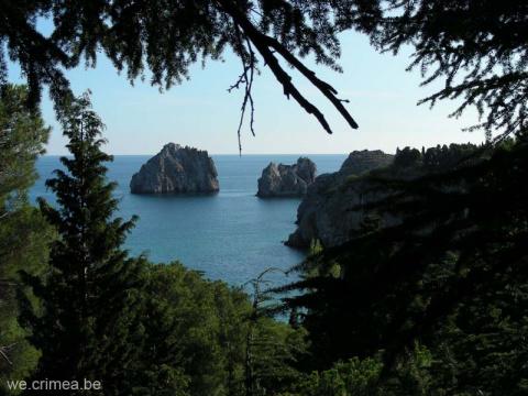 Гурзуф, Ялта, Крым, отдых в Крыму