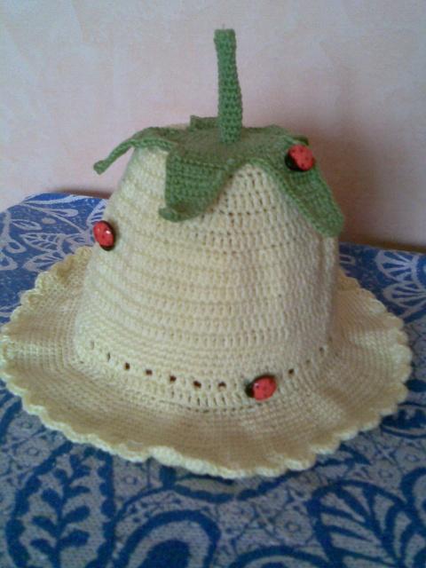 шляпка для дочки