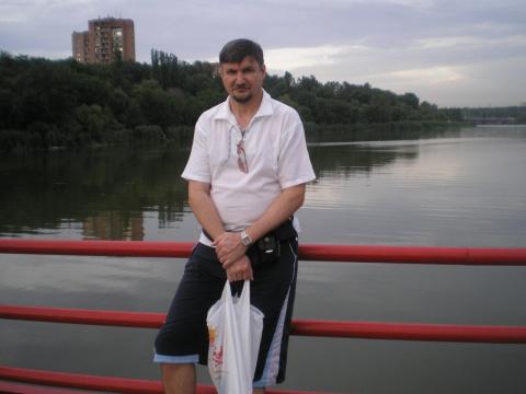 Владимир МОРЖ (личноефото)
