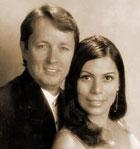 Фото Ричарда Маккало, основателя и Главного Администратора En101 INC и его жены Карин.