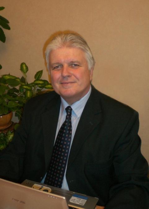 Сергей Яковлевич ЧУЙКО