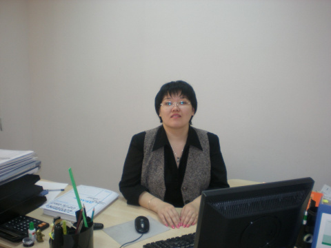 Эльмира Жалмагамбетова