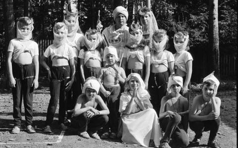 1989 дети с БАМа