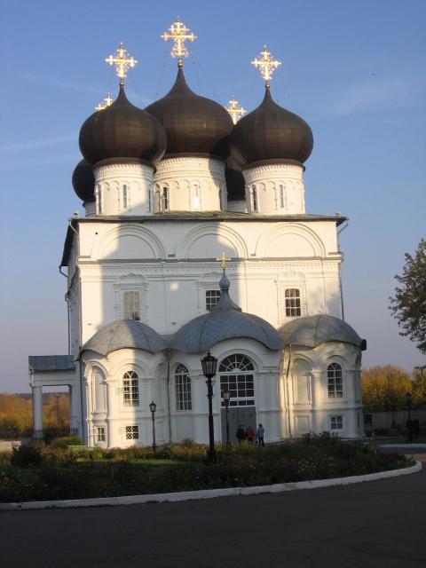 Успенский Храм в г.Кирове\Вятка.