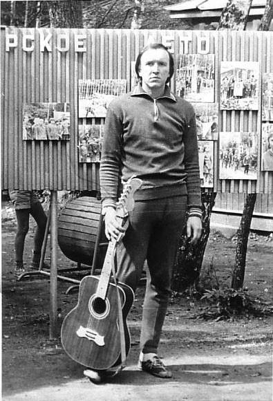 1982г. Юра Королев