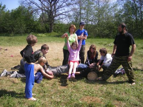 Белояровские дети