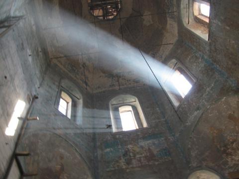 Старочеркасск. Церковь Спаса Преображения.