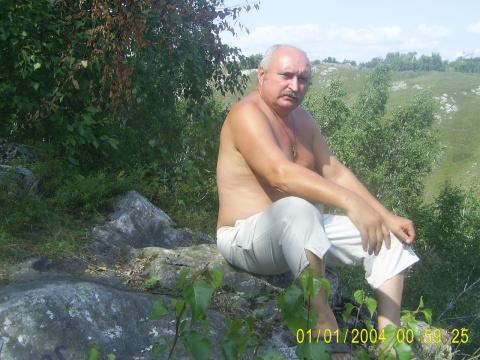 август 2008года  лес 016