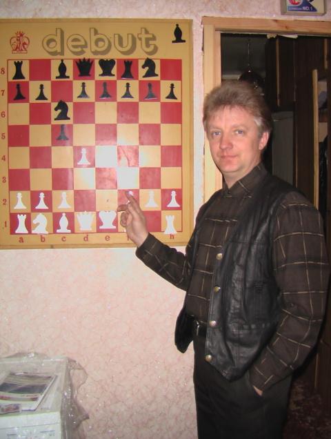 Игорь Сильванович