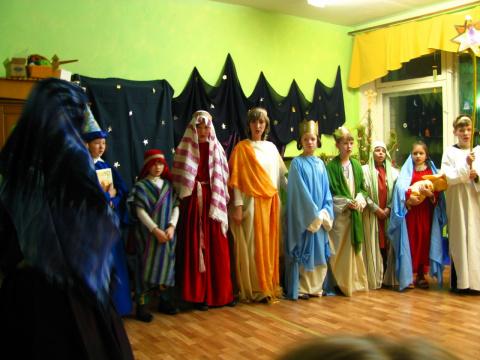 спектакль к Рождеству