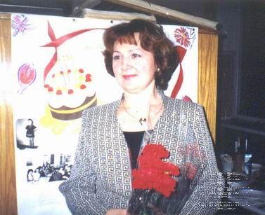 Любовь Аникеева (Борисова)