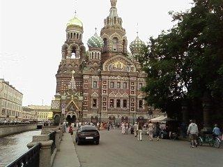 Спас на крови в СанктПетербурге