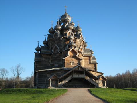 Покровская церковь, СПб